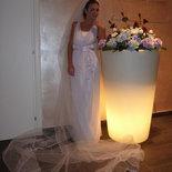 velo Sposa color pastello