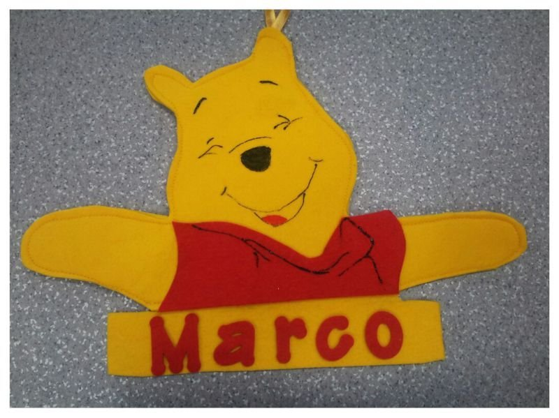 Fuoriporta Winnie the Pooh