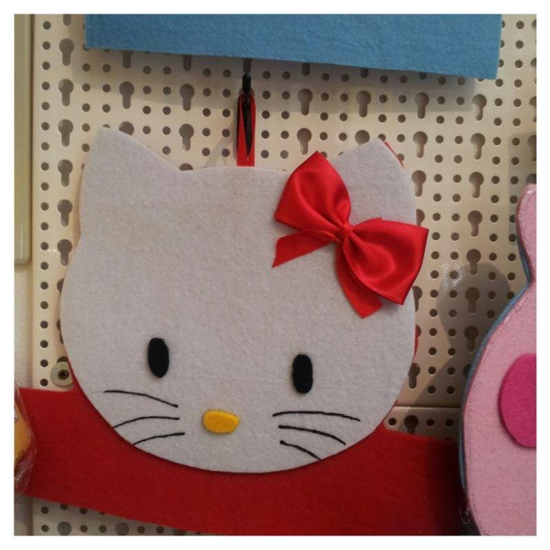 Fuoriporta Hello Kitty Bambini Cameretta Di Creazioni Catia