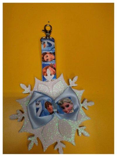 Gadget Frozen forma cristallo