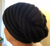 CAPPELLO in pura lana merino modello ANNA
