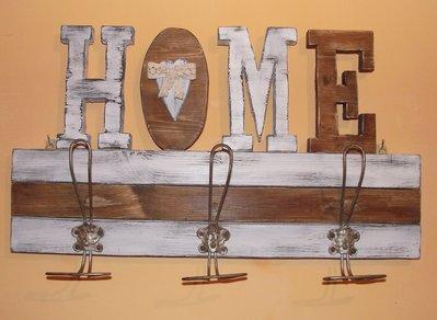 "appendiabiti ""HOME"" shabby chic"