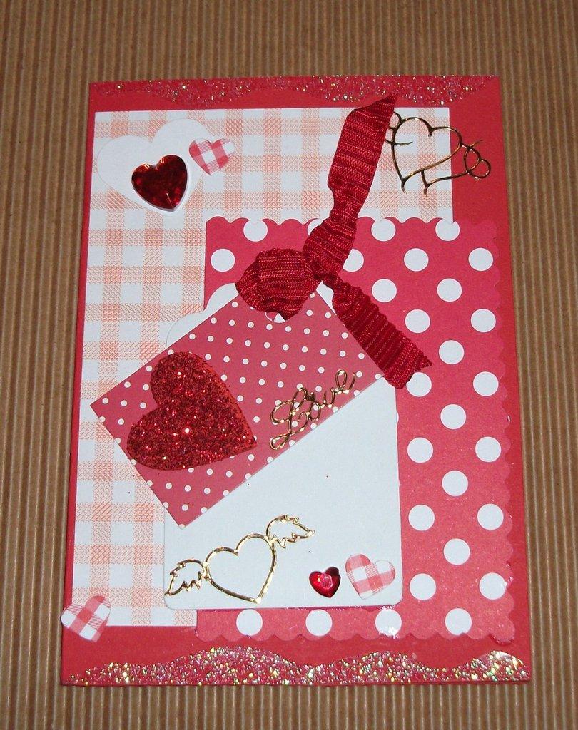 Biglietto di Auguri per San Valentino - Card'n'love