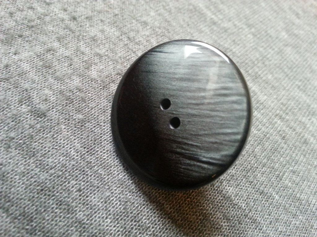 Anello Silver Button