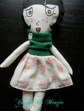 Vestitino per bambola