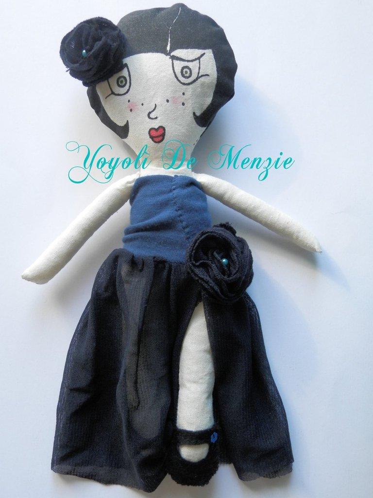 Vestito per bambola