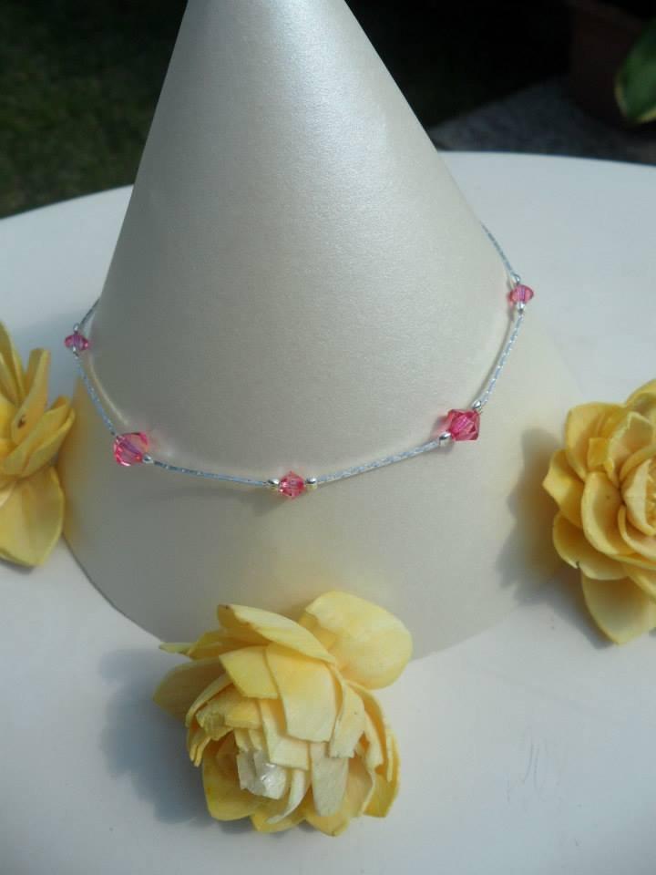Cavigliera Sw Rosa