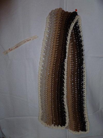sciarpa forcella