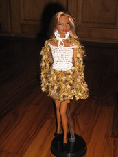 Abito per fashion doll