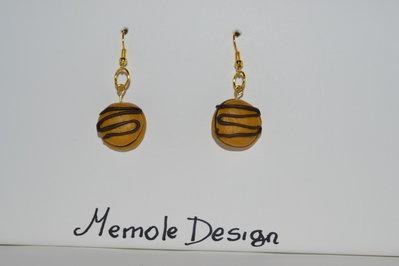 orecchini merendine memole design