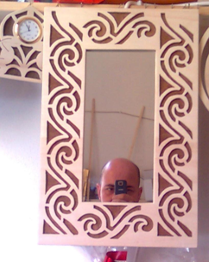 specchio a