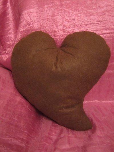 cuscino biscottoso - batti cuore al cioccolato mulino bianco