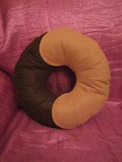 cuscino biscottoso - abbraccio mulino bianco