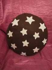 cuscino biscottoso - pan di stelle mulino bianco