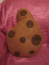 cuscino biscottoso - gocciola