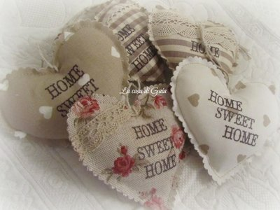 Cuore country Home sweet home