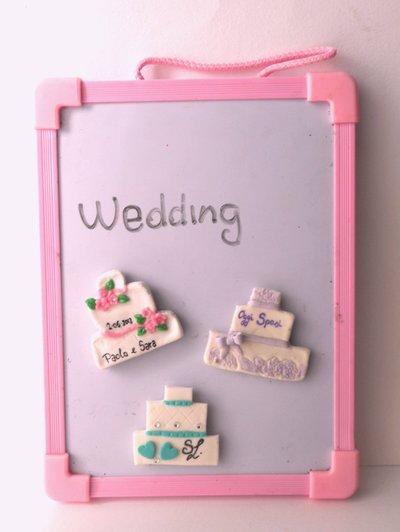Calamita Wedding segnaposto