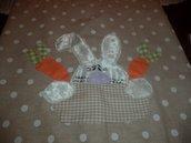 Coniglio porta pigiama