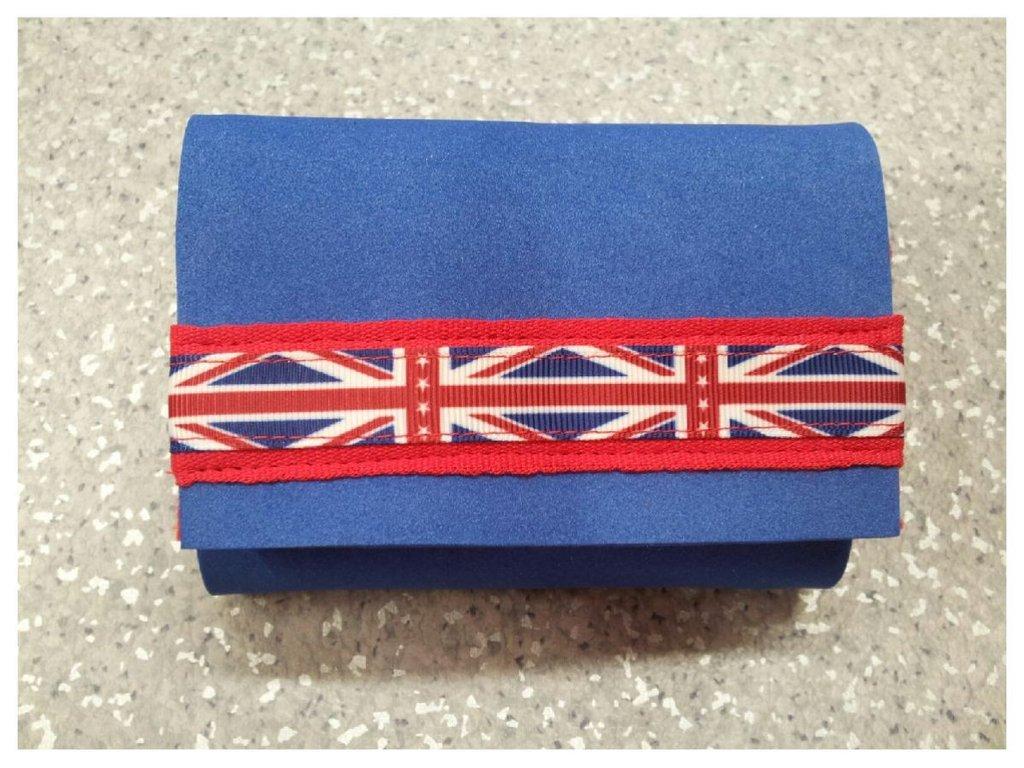 Portafoglio bandiera inglese
