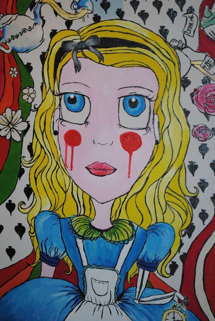 Tik tok Alice