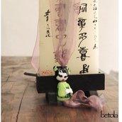 pendente in vetro di murano japan