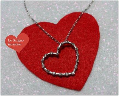 Collana Heart. San Valentino