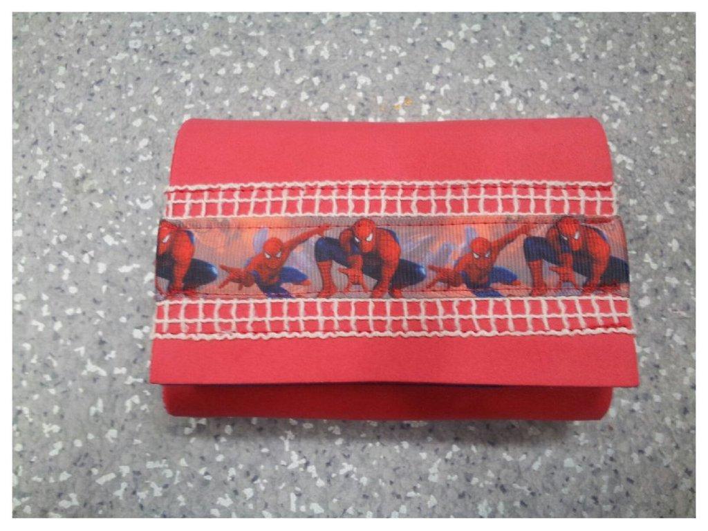 Portafoglio Spiderman