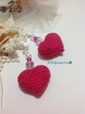"""Orecchini """"Valentine Heart"""""""