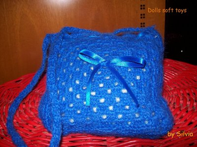Borsetta blu