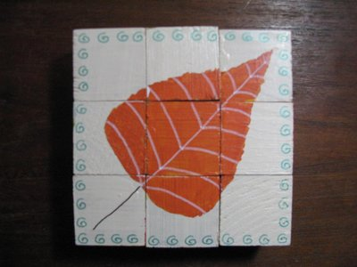 Puzzle d'autunno