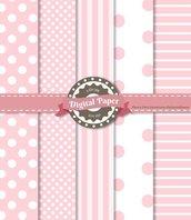 digital paper love pink file digitali da scaricare per gli amanti dello scrapbooking