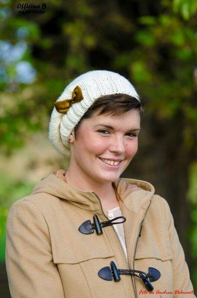 Berretto cappello in lana