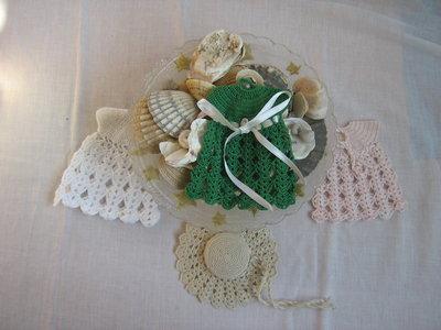 presine a vestitino crochet