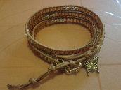 Braccialetto ''Wrap Bracelet''