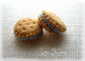 Feltro / Pannolenci Biscotto ripieno - giocattolo per bambini