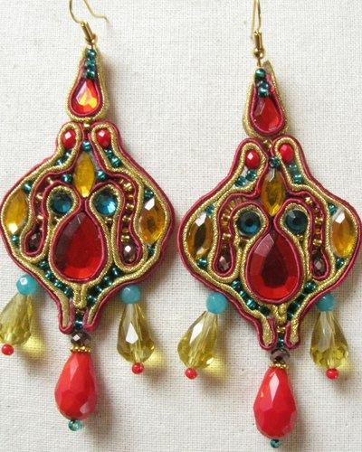 orecchini indian style 1