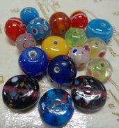 17 Perline in Vetro