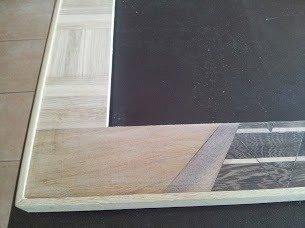cornice intarsi in legno