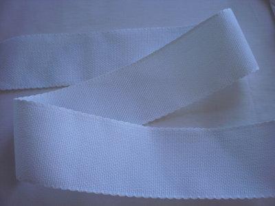Striscia di tela aida alta 7,5 cm.