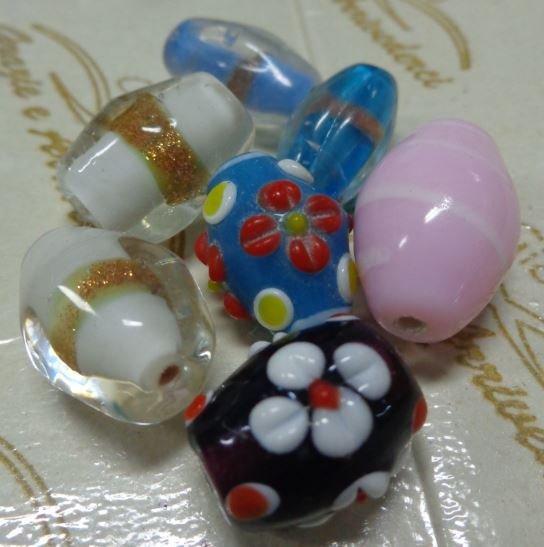 7 Perline di Vetro