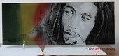 """Quadro """"Bob Marley"""""""