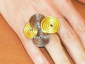 anello gold and...
