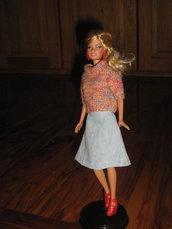 Vestito per fashion doll