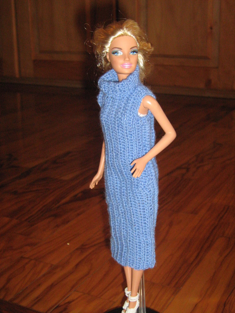 Maxi pull per fashion doll