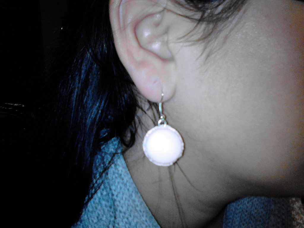 orecchini con Macaron