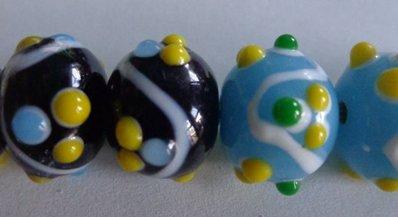 7 Perline in Vetro