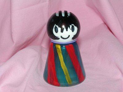 bottiglietta per deodoranti (bambolina)