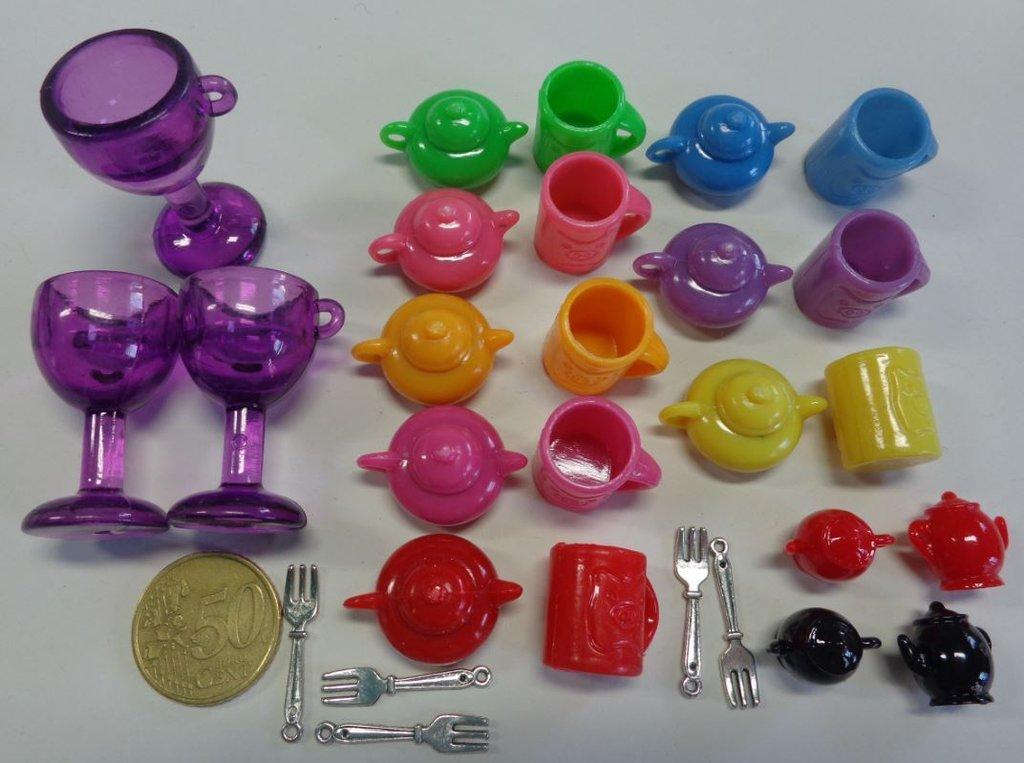 Mix di Perline Assortite