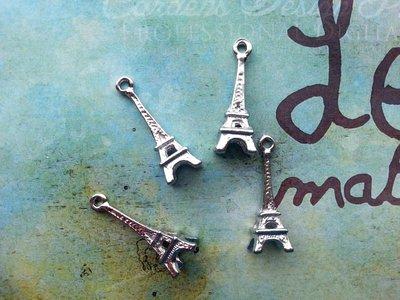 6 Charms Torre Eiffel