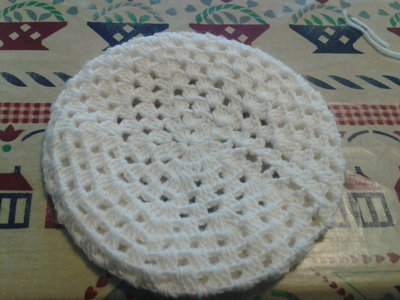 basco di lana bimbo